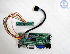 (HDMI+DVI+VGA)LCD Lvds Controller Board Driver Diy Kit for LP173WD1(TL)(P3) TLP3