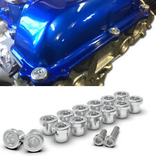 ROCKER COVER GROMMET WASHER & BOLT SET KIT fits NISSAN 200SX S14 S15 VVT SR20DET