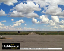 Montana, Big Sky Country-Color Fine Art Photo-16x20-COA-SIGNED!
