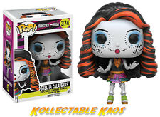 Funko Pop Monster High Skelita Calaveras Vinyl Figure Nr 374