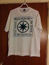 Bruce Hornsby & the Range OG vintage shirt 1988 Noisemaker Trio grateful dead XL