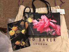 Ted Baker Floral Zipper