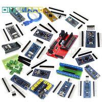 Mini/Nano ATmega328P/ATmega168P CH340G/FT232 3.3/5V micro-controller AU