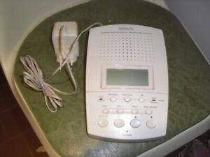 SEGRETERIA TELEFONICA DIGITALE INTESA SAIET IDENTIFICAZIONE CHIAMANTE OTTIMA.