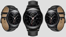 Samsung Galaxy Gear S2 Classic Smartwatch - Black - SM-R735A Inbox Good