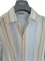 Mens chic PRADA long sleeve shirt size medium. Immaculate....RRP £295