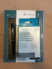 New Livescribe 2GB Echo Smartpen + New Notebooks and New Ink Cartridges