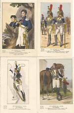 Cdt BUCQUOY - UNIFORMES 1er EMPIRE - Série 205 - les Cuirassiers