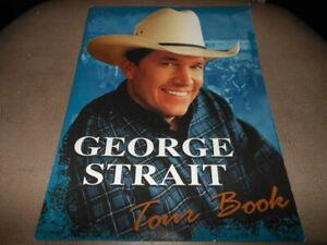 GEORGE STRAIT-1999 Tour Program