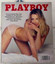 PLAYBOY Magazine December 2016 Sexy ENIKO MIHALIK Hot PAIGE ELKINGTON Kim Gordon