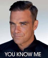You Know Me by Robbie Williams, Chris Heath (Hardback, 2010)
