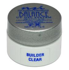 NSI Balance UV Builder Clear Gel - .25 oz ( 7g ) - N7660