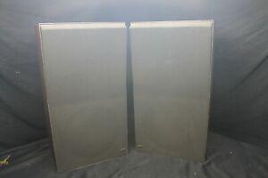 """Pair 23"""" Bang & Olufsen Beovox S 75 75-100 Watt 4 Way Floor Speakers Tested -B7"""