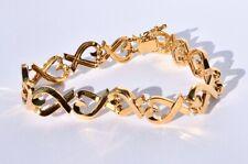 Tiffany and Co Picassco Loving Heart Bracelet 18k