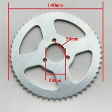 54T T8F Chain Drive Rear Sprocket for Pocket Drit Bike ATV electric scooter