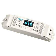 LED Supplies DMX Controller Const Voltage 12VDC - 24VDC 1 channel x 10A 120W max