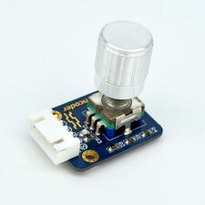 Adeept Rotary Encoder Module 360 Degree Rotation for Arduino Raspberry Pi 8051