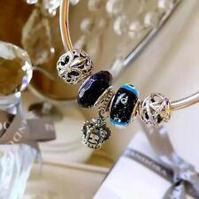 Luxurious Gift Pandora Season Bangle Set With Whole Gift Package (G)-19cm