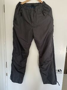 Paramo Cascada Trousers Medium Grey 32x32 Inch Used Once