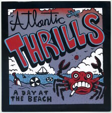 "ATLANTIC THRILLS A Day At The Beach 7"" 2013 Almost Ready NM"