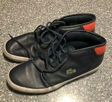 Lacoste Ampthill Chunky Navy Blue 7-30SPM0001DB4 Mens Shoes Size 10 UK 9 EUR 43