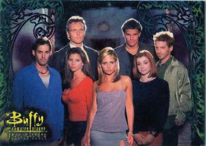 Buffy TVS  Season 3  BL2 Box Loader BL2 BY INKWORKS