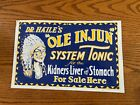 Dr. Hailes Ole Injun System Tonic - AAA Sign Co