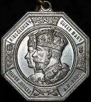 1935 | George V & Mary County Of Middlesex 'Silver Jubilee' Medal | KM Coins