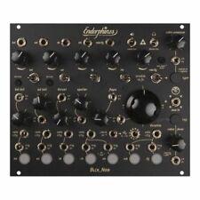 Neues AngebotEndorphin. es Blck _ Noir 7 Kanal Hybrid Drum Generator Modul (Schwarz Abdeckplatte)
