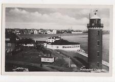 Nordseebad Cuxhaven Germany Lighthouse RP Postcard 324a ^