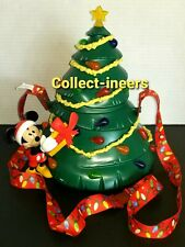 Disneyland Disney 2019 Christmas Tree Light-Up Souvenir Popcorn Bucket