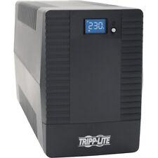 Tripp Lite 1000VA 600W UPS Battery Back Up Tower AVR 8 C13 230V USB LCD