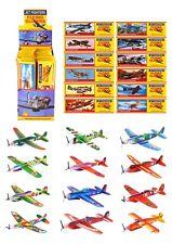 4 avión de vuelo planeadores-Poliestireno Pinata Juguete Bolsa Fiesta Rellenos Stocking Relleno