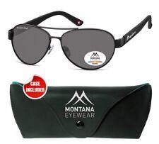 Montana mp97c Negro Gafas de sol con polfiltergläser kontraststeigernd