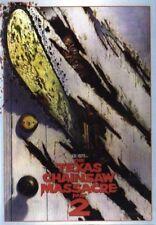 Texas Chainsaw Massacre 2 ( Horror Kult ) von Tobe Hooper mit Dennis Hopper
