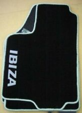 4 TAPIS SOL SEAT IBIZA 6J 2008-2014 1.6 1.9 TDI 1.4 TSI MOQUETTE NOIR SPECIFIQUE
