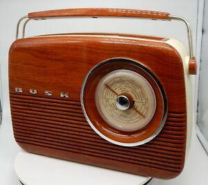 Bush TR82 –Transistor Radio  - MW & LW