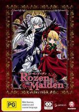 Rozen Maiden : Season 1 (DVD, 2009, 2-Disc Set) Brand New Region 4