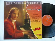 richard CLAYDERMAN Exodus ... Programme plus Vol 1 DELPHINE IMPACT 824082 1