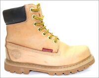 PATAUGAS Cuir Ocre T 37 TBE