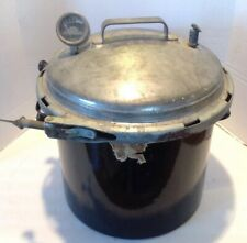 VTG All American  No. V-43 Pressure Canner Cooker 24 qt.  Gauged