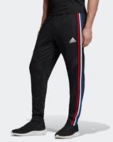 Adidas Tiro 19 Training Pants Black/ Red/ Blue Men Athletic Fit Casual Joggers