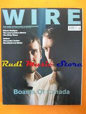 rivista WIRE 260/2005 Boards Of Canada Warren Ellis New London Silence * No cd