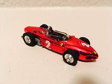 2003 Hot Wheels Hall Of Fame Milestone Moments Ferrari 156 LOOSE