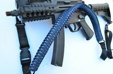 550 Paracord Rifle Gun Sling 2 or 1 Point w/QD for Shotguns, Airsoft - ALIEN EYE
