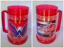 Washington Capitals NHL Logo Freezer Drinking Tankard Mug