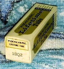 NOS Realistic 1BQ2 (DY802) vacuum tube radio TV valve TESTED