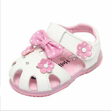 Baby Sandalen aus Leder