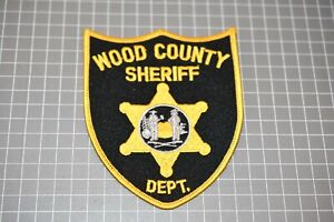 Wood County West Virginia Sheriff Patch (US-Pol)