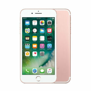 Apple iPhone 7 256GB GSM Unlocked (GSM) AT&T T-Mobile Rose Gold